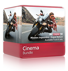 Sky Cinema bundle